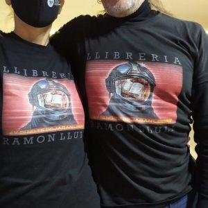 Camisetas Fahrenheit 451 Ramon Llull