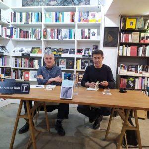 Tarde así de maravillosa con Azufre, el último libro de Pepe Cervera que os tenéis que leer porque es muy grande. Presentó José Saborit
